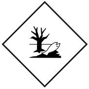 Mærke - Miljøfarlige stoffer